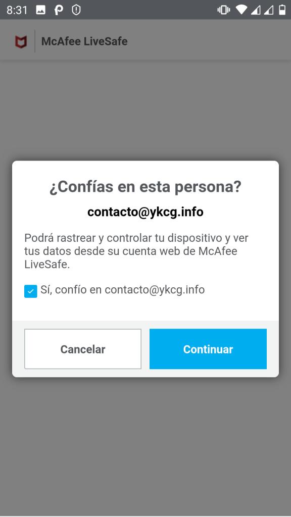 McAfee LiveSafe keygen