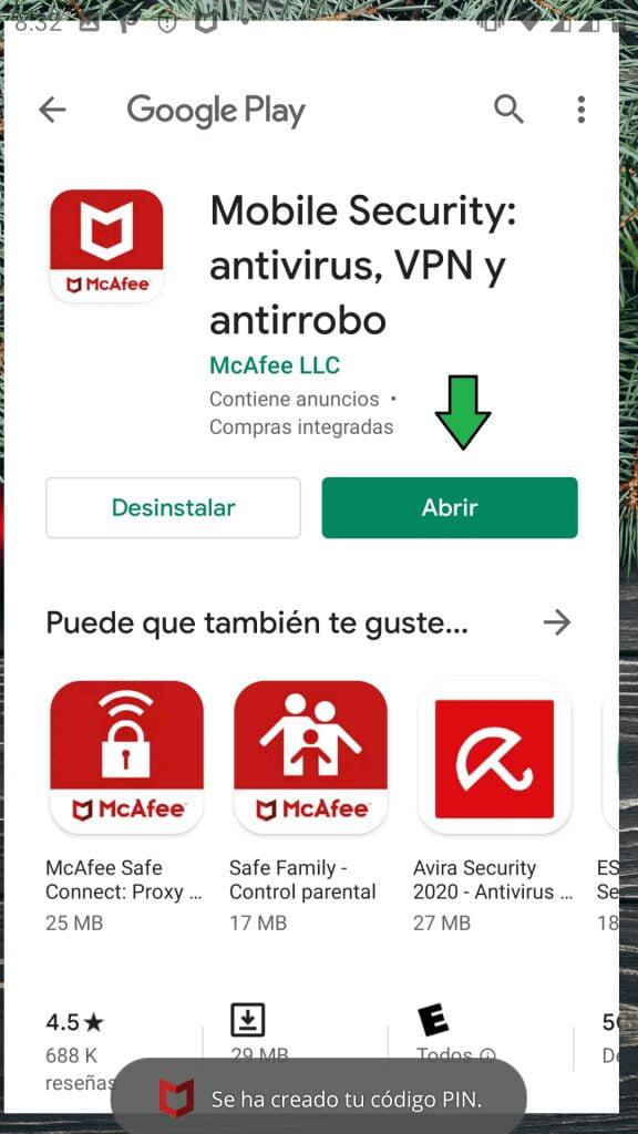 McAfee LiveSafe intalar