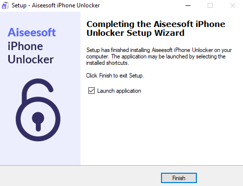 abrir iPhone Unlocker
