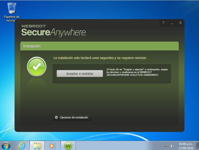 SecureAnywhere AntiVirus - Miniatura 2