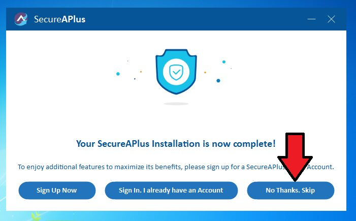 SecureAPlus Pro 2021