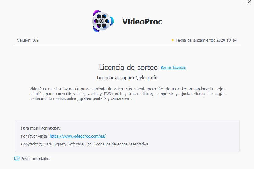 Digiarty VideoProc
