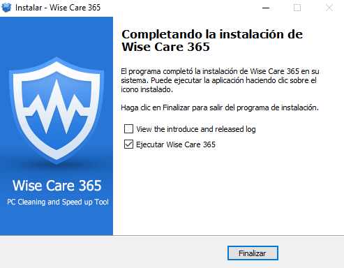 install Wise Care 365