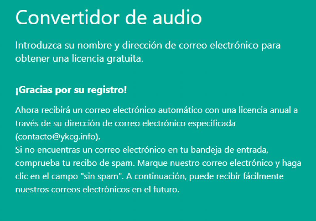 AnyMP4 Audio Converter - Reg