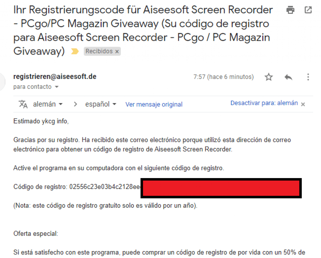 Aiseesoft Screen Recorder Serial