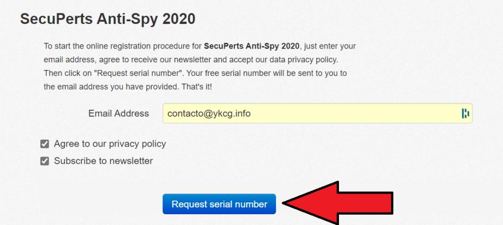 anti-spyware - giveaway 1