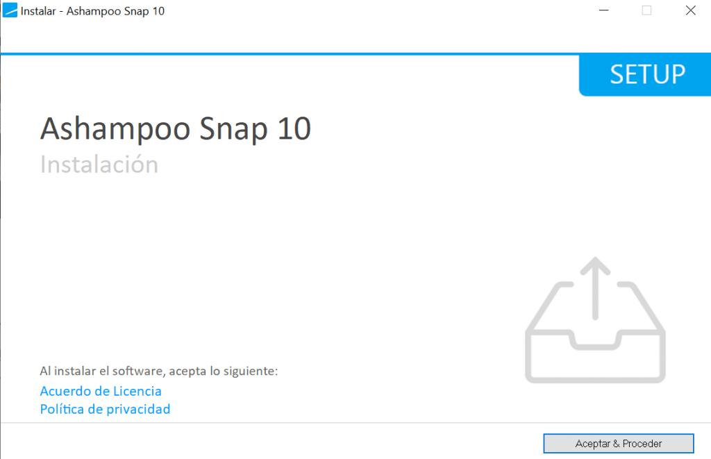 Ashampoo Snap - Activación 2021 - 5