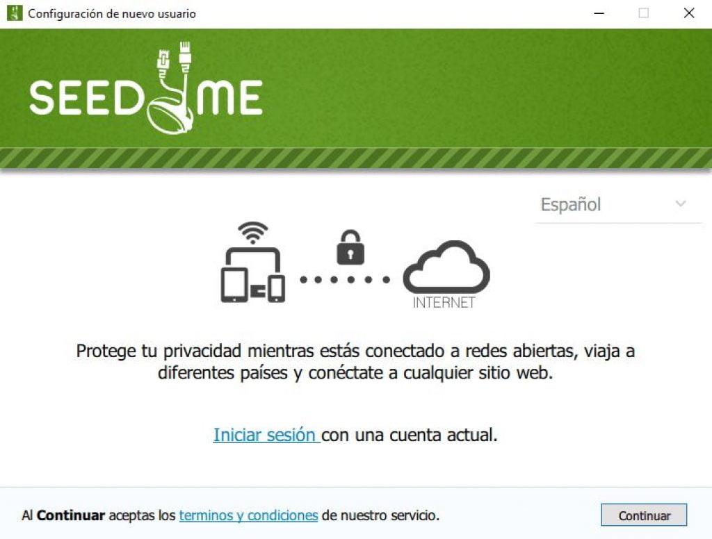 Seed4.Me VPN - License 6
