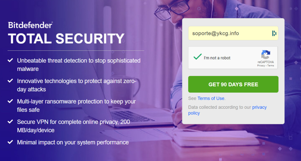 Bitdefender Total Security 2021 Activacion Part0