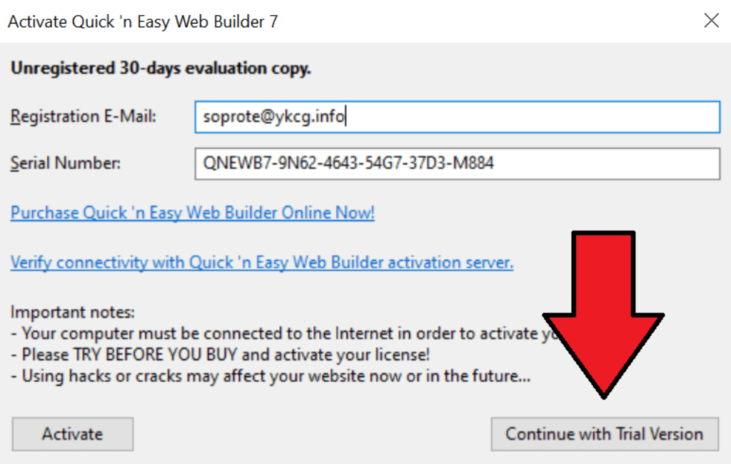 Web Builder - 3