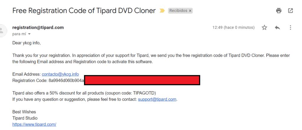 Tipard DVD Cloner 2