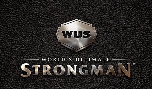 World's Ultimate Strongman