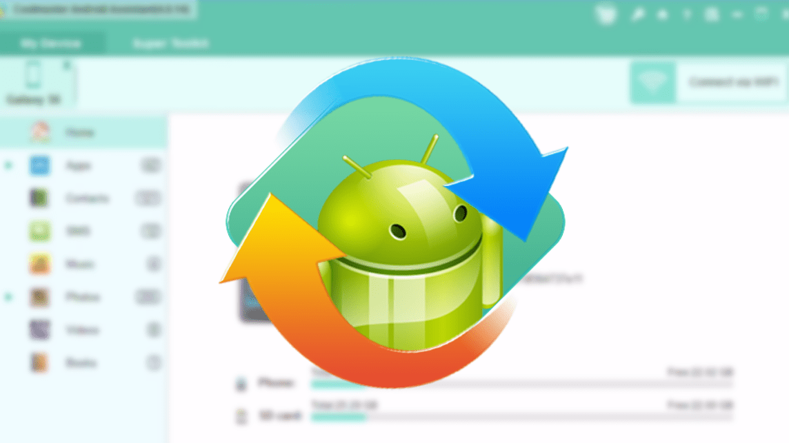 android transfer file