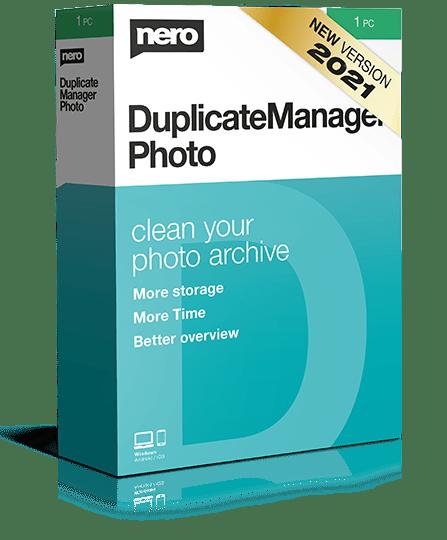 nero duplicate manager