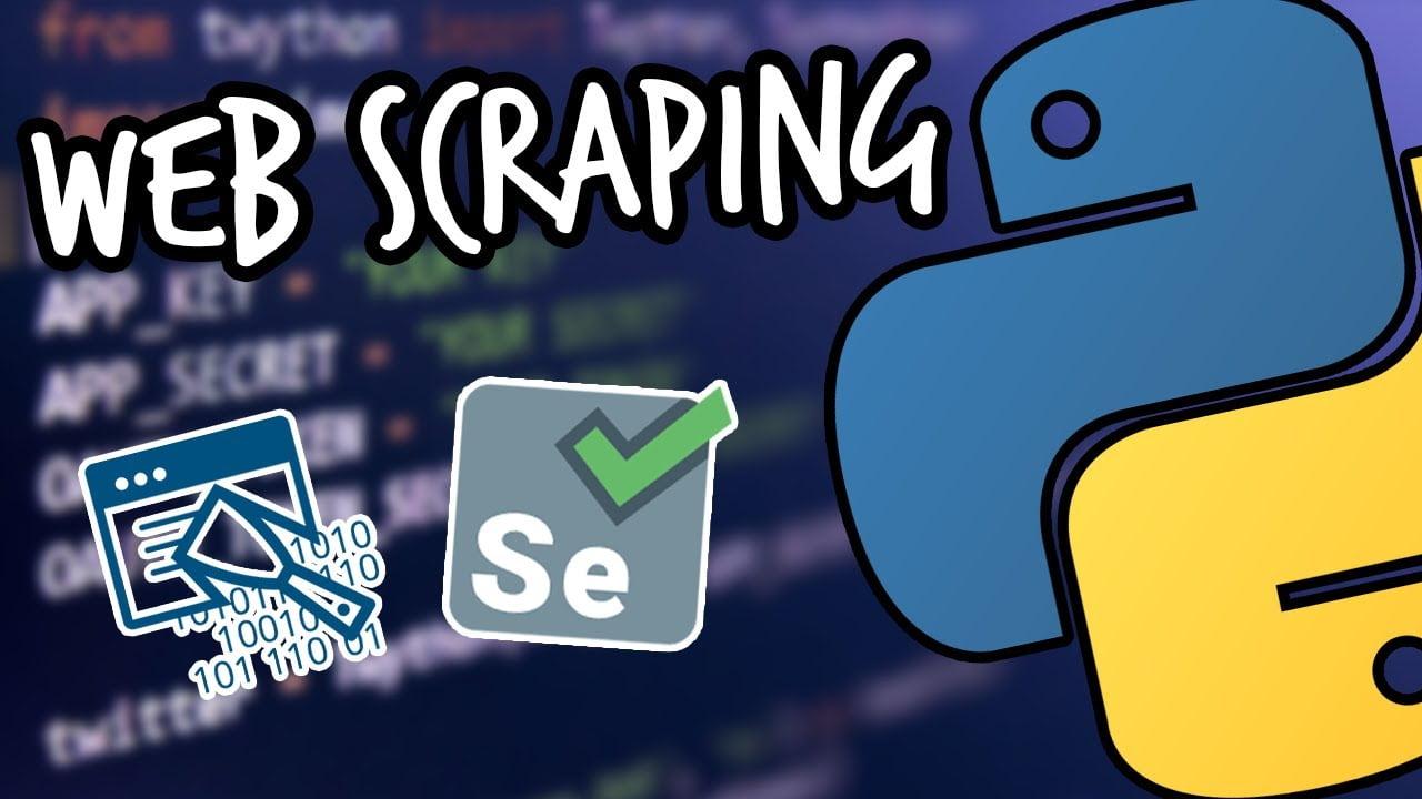 Scraping