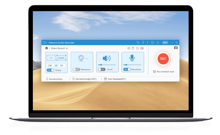 Grabador de pantalla para PC