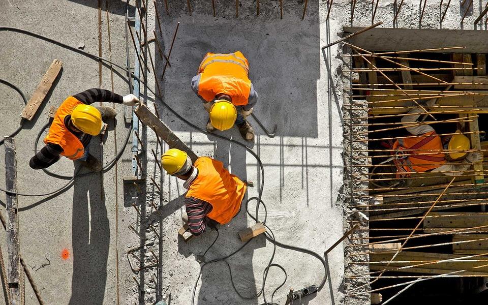seguridad en obra