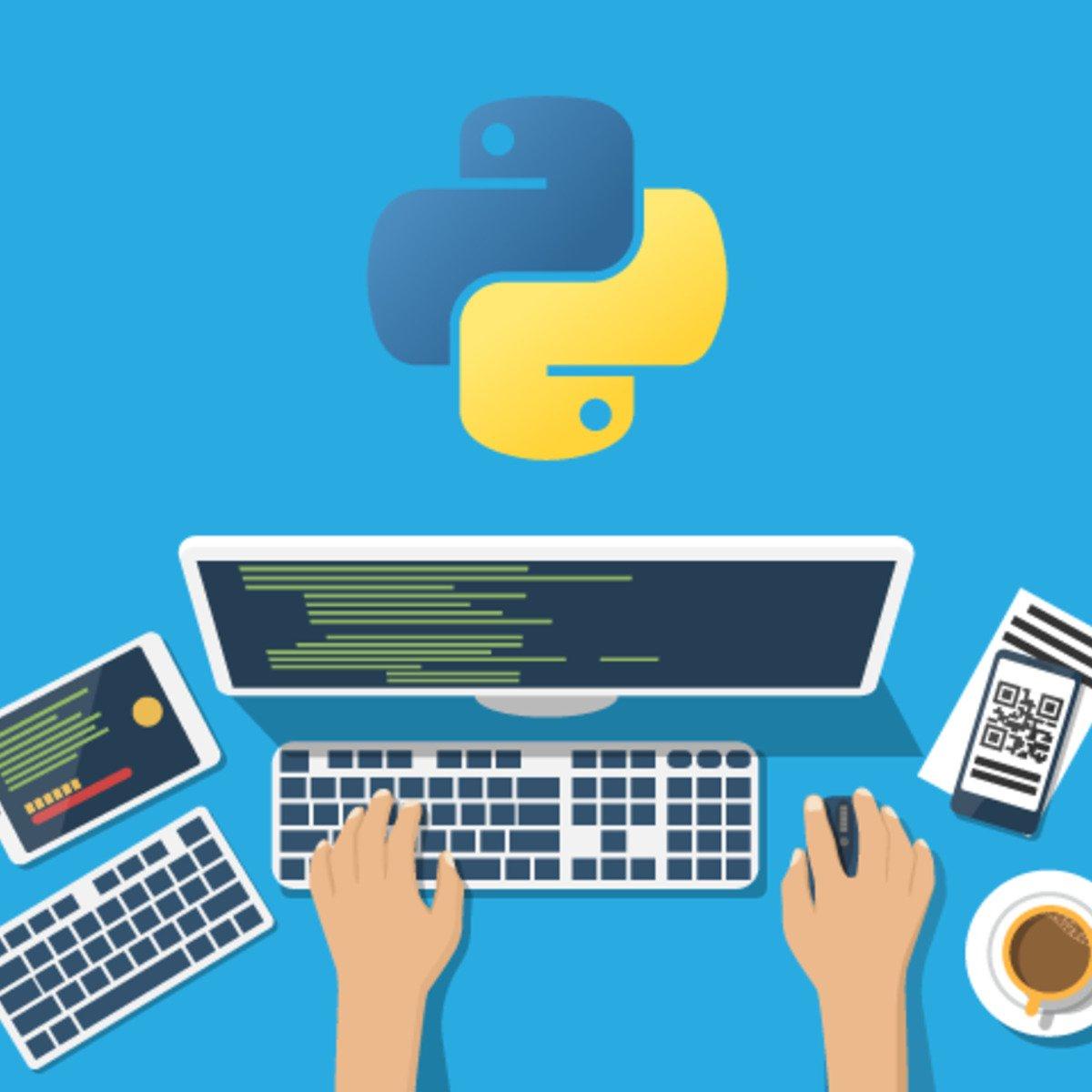 programar con Python