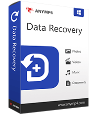 AnyMP4 Data Recovery