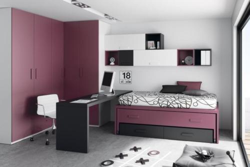 Experto en Diseño de Dormitorios Juveniles