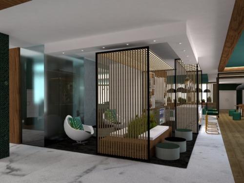 MÁSTER Arquitectura de Interiores, Interiorismo y Decoración