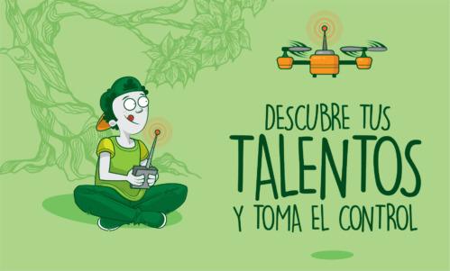 ¿Dónde están mis Talentos?