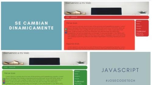 Iniciación a la programación con JavaScript