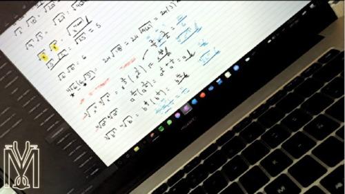 ¡Aprende matemáticas de principiante a avanzado!