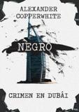 Negro – Crimen en Dubái (Novela negra de humor gratis) (Los casos de Francisco Valiente Polillas)
