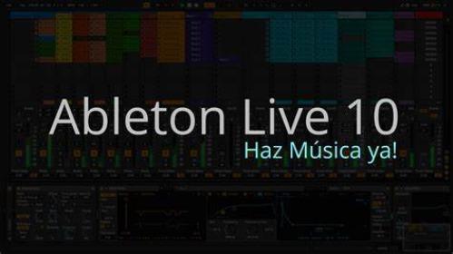 Crea Música Electrónica con Ableton Live10. Level 1