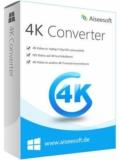 Convertidor de vídeo: Aiseesoft 4K Converter eficiente y fiable
