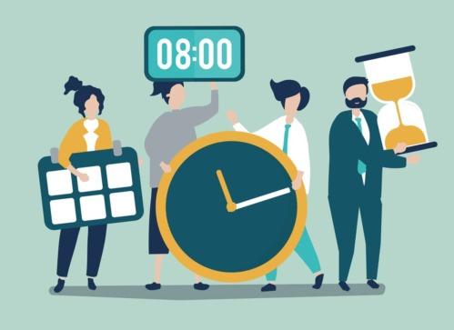 Curso completo de gestión del tiempo