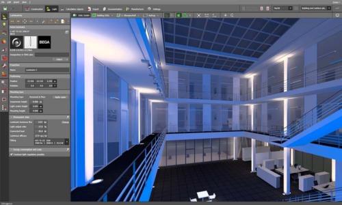 DIAlux para Arquitectura e Interiorismo