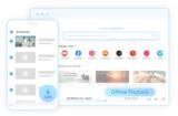 Doremi Music Downloader: Descarga más de 200 pistas de música a la vez