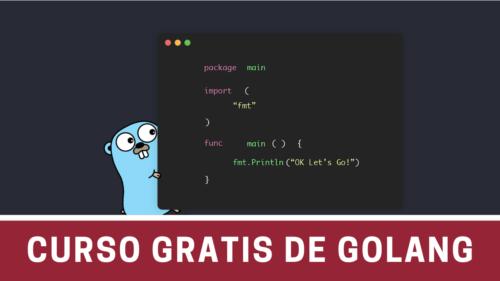 Aprende lenguaje GO