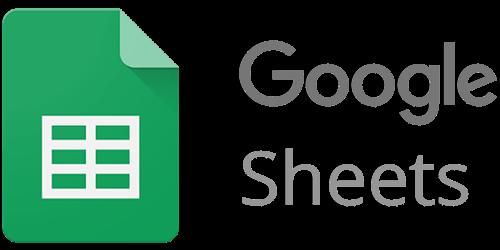 Google Sheets 2021