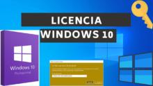 Como activar Windows 10 Pro sin programas – Licencia original