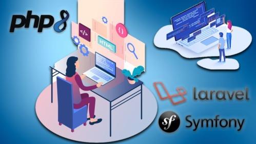 Programación Web desde 0 con PHP8, Mysql, Laravel y Symfony