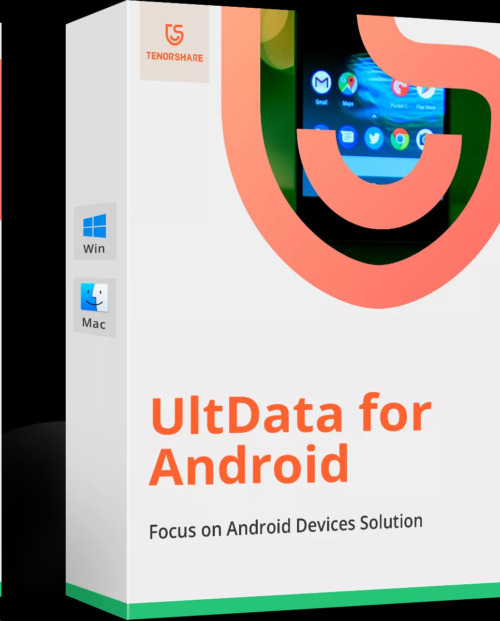 Tenorshare UltData-Android Data Recovery
