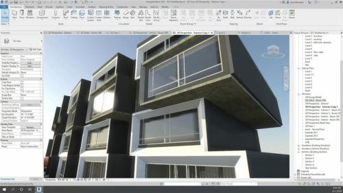 Curso Autodesk Revit Arquitectura