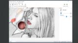 SoftOrbits Sketch Drawer Pro: Convertir fotos en dibujos a lápiz