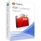 Tipard PDF Converter Platinum: Word/ePub/Excel/HTML/Imagen