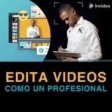 Video marketing con INVIDEO – ¡Edita y crea VÍDEOS PRO! 2021