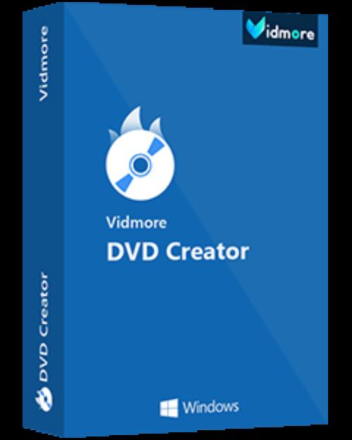 Vidmore DVD Creator