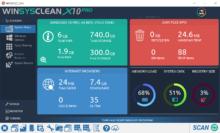 Optimizar Windows 10 con WinSysClean X10 Pro