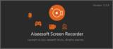 Aiseesoft Screen Recorder – Grabar pantalla de alta calidad