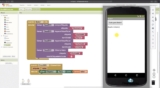 Programa aplicación móvil para Android con AppInventor