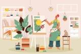 Arte para Niños y Principiantes: 8 Proyectos de Dibujo+
