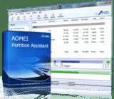 Aomei Partition Assistant Pro v5.6.3