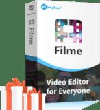 Filme Video Editor: Edición profesional y fácil, 6-month free